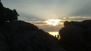 Puesta de sol Gallega